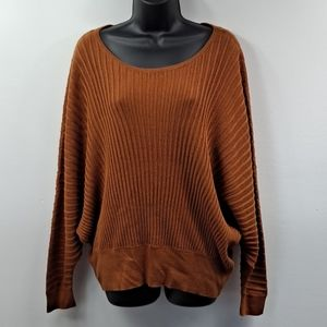 Like New! Anthropologie Ribbed Sweater S